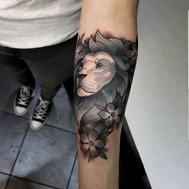 #Repost _scottwutattoo_・・・_Cust. Design
