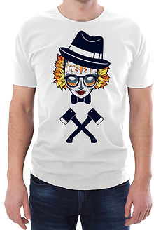 Characters And Caricature T-Shirts
