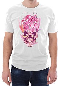 Skull And Horror T-Shirts