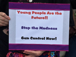 March For Our Lives 2018 Comal Co TX