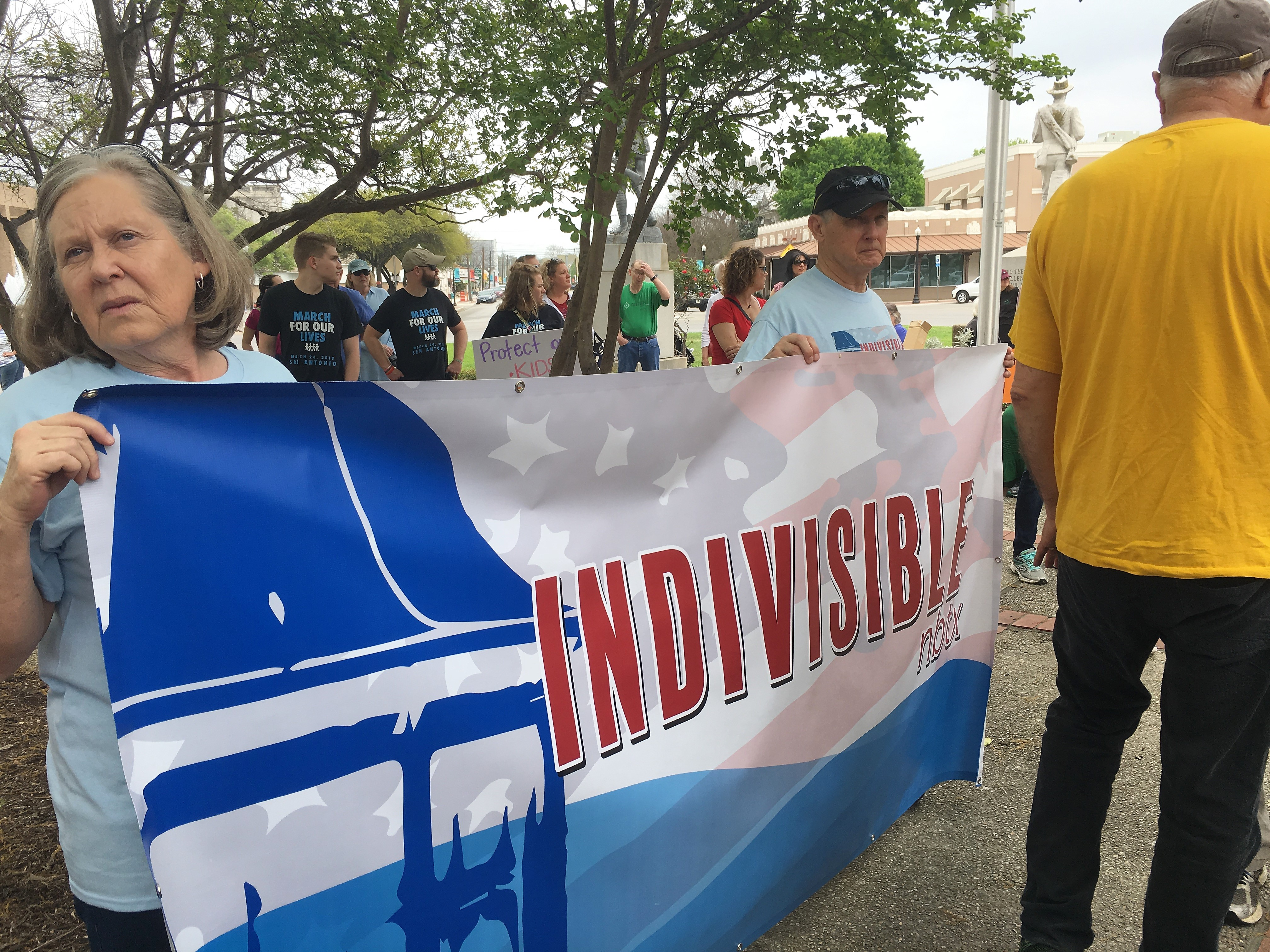 TX Indivisible