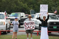 Daily DACA Rally