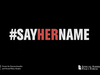 THE INCOMPLETE STORIES OF #SAYHERNAME