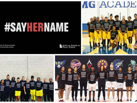 AAPF STATEMENT IN SOLIDARITY WITH COLLECTIVE ACTIONS LED BY WNBA & NBA PLAYERS