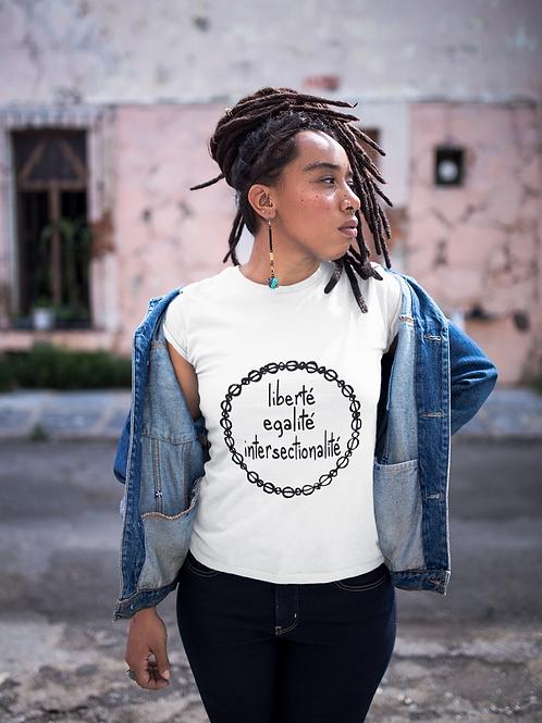 Liberté, Egalité, Intersectionalité T-Shirt