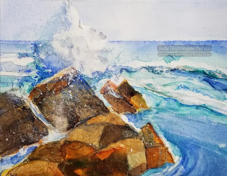 Santa Cruz Waves