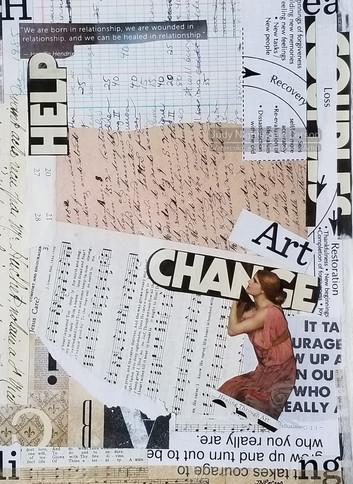 Art As Change