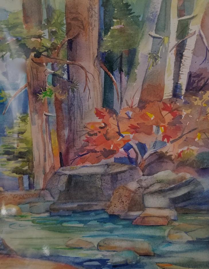 Merced River Fantasy