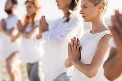 Le yoga : aide à Méditation en pleine conscience
