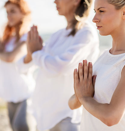 Mississauga Therapeutic Yoga weekly classes
