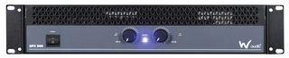 W AUDIO EPX1200 Stereo Power Amplifier