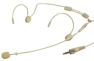 PULSE PLS00574 - Headset Condenser Microphone with Adjustable Headband