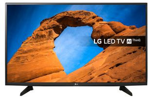"""LG 43LK5900PLA - 43"""" Smart Full HD LED TV with Freeview HD"""