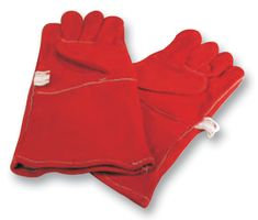 WELDABILITY EAD009 - Red Superior Welding Gloves
