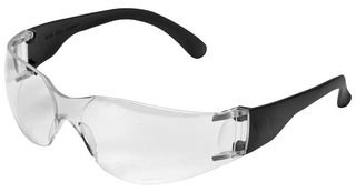 E10 Safety Glasses - Clear Lens One Size -  8E10C