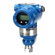 Rosemount 3051TG5A2B31JB4E8Q4Q8M6P1 - In-Line Pressure Transmitter