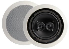 """PULSE 51-881 - 6.5"""" Single Point Stereo Ceiling Speaker - 30W RMS"""