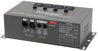 TRANSCENSION CDP-405 - 4 Channel DMX Dimmer Pack