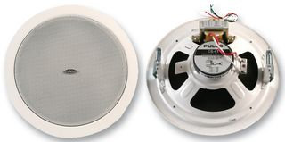 """PULSE CS-6T - 5"""" 100V Ceiling Speaker - 6W RMS"""