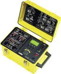 Chauvin Arnoux CA 6121 P01145601 - Digital Medical equipment safety tester