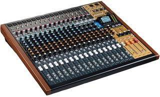 TASCAM MODEL 24 - 24 Channel Mixer with Multi Track Recording