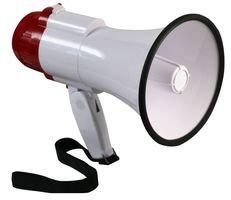 PULSE MP20 - 10W Megaphone