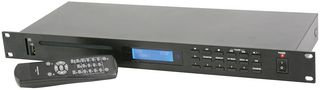 ADASTRA AD-400 - Multimedia Player with CD/USB/SD & FM Tuner
