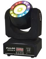 PULSE IMPSTAR 40 - 40W LED Beam Moving Head with FX Halo