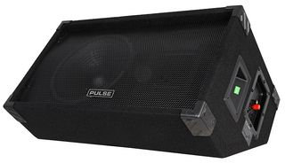 """PULSE PVS12 WEDGE - 12"""" Passive Stage Monitor Speaker, 8 Ohm, 150W RMS"""