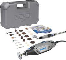 DREMEL 3000-1/25 - 130W Rotary Multi Tool 230V with Flexible Shaft + 25 EZ Accs