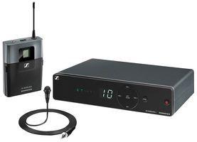 SENNHEISER XSW 1-ME2-E - UHF Wireless Lavalier Condenser Microphone System