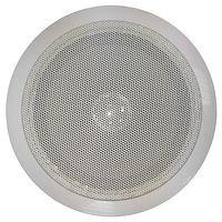 """PULSE PCS-006 - 6"""" 100V Ceiling Speaker - 7W RMS"""