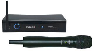 PULSE PWM24-HH - 2.4GHz Wireless Handheld Microphone System