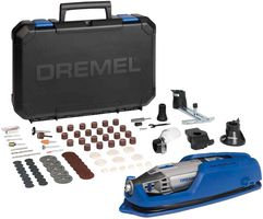 DREMEL 4200-4/75 Multi Tool 230V with 4 Attachments