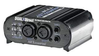 ART DUAL X DIRECT - Dual Active DI Box