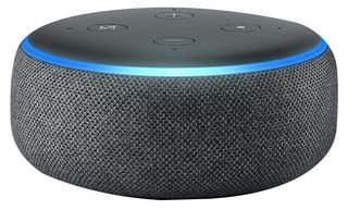 Echo Dot Smart Speaker (3rd Gen), Charcoal -  B0792KWK57