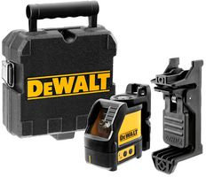 DEWALT DW088CG-XJ 20m Self-Levelling Cross Line Green Laser Level