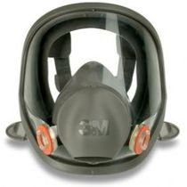 3M 6000S Reusable full face mask for chemicals