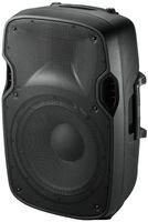 "IBIZA SOUND XTK15A - 15"" Active PA Speaker, 300W RMS"