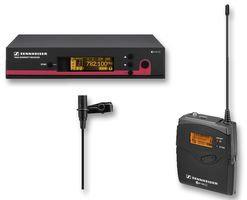 SENNHEISER EW 112 G3-E-UK - Wireless Lavalier Condenser Microphone System