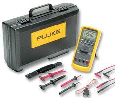FLUKE 87V/E 1000V AC/DC True RMS Industrial Digital Multimeter Kit