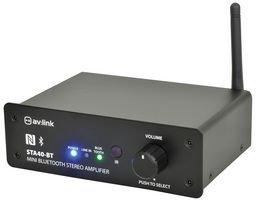 AV:LINK STA40-BT Mini Digital Stereo Amplifier with Bluetooth - 2x35W RMS