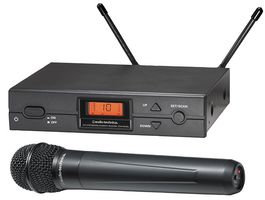 AUDIO TECHNICA ATW-2120BF - Handheld Microphone System, Channel 70