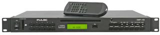PULSE DMP-100 - Rack Mountable Professional Audio Media Player