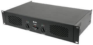 QTX Q600 Stereo Power Amplifier