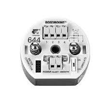 Rosemount 644HANAM5F6 - Temperature Transmitter