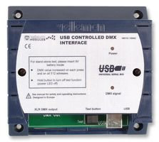 VELLEMAN KIT VM116 - USB Controlled DMX Interface