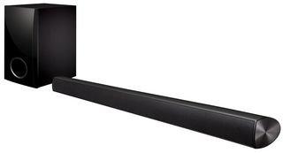 LG SH2 - 100W 2.1 Channel Soundbar with Subwoofer