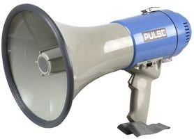 PULSE MP50 - 25W Megaphone With Siren