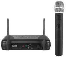 PULSE PWM100VHF-HH - VHF Wireless Handheld Microphone System, 174.5MHz